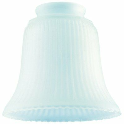 "Westinghouse 8106614.0 2-1/4"" Fitter Frosted Ribbed Shade"