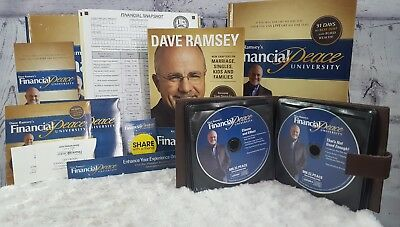 Dave Ramsey's Financial Peace University Membership Kit Complete