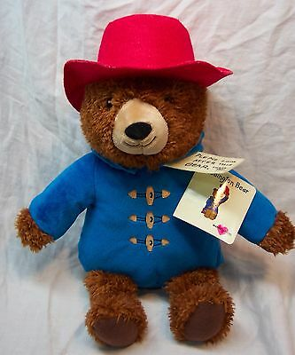 "Kohl's CUTE & SOFT PADDINGTON BEAR 14"" Plush STUFFED ANIMAL Toy NEW"
