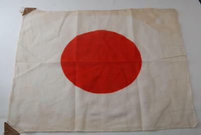 Excellent!! Japanese WW2 Army/Navy Rising Sun Cloth Hata #a6032