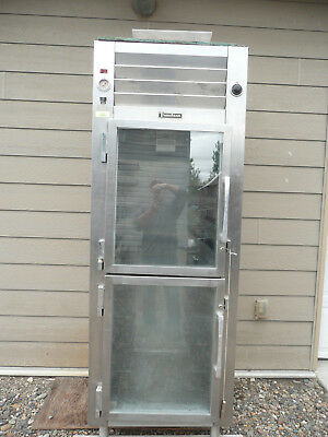 Traulsen Dough Heater Proofer Cabinet Commercial Bread Pastry Warmer 220V