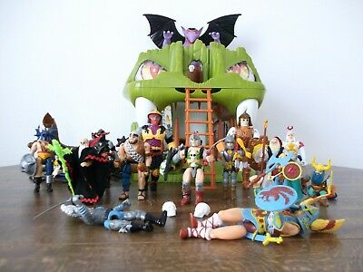 Original 1980s Toyline Advanced Dungeons & Dragons Collection 1980s TSR