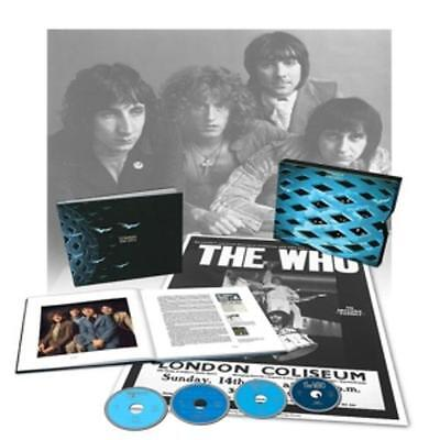 THE WHO Tommy Limited Super Deluxe Edition Box