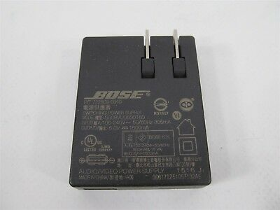Bose S008Vu0500160 Soundlink Wall Charger 5V Usb Adapter