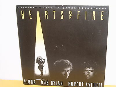 Lp - Hearts Of Fire - Soundtrack