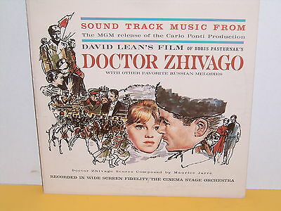 Lp - Doctor Zhivago - Soundtrack