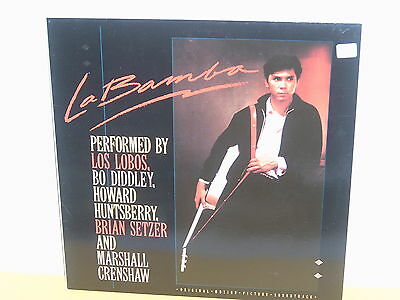 Lp - La Bamba - Soundtrack