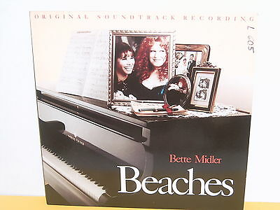Lp - Beaches - Bette Midler - Soundtrack