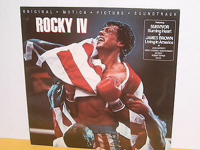 Lp - Rocky Iv - Soundtrack