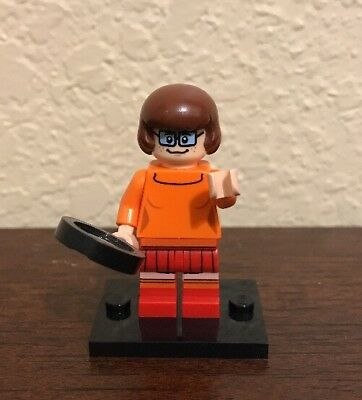 LEGO VELMA MINIFIG 75904 scooby-doo mystery mansion figure Authentic