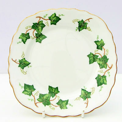 Vintage Colclough Ivy Leaf Bone China Tea Plate