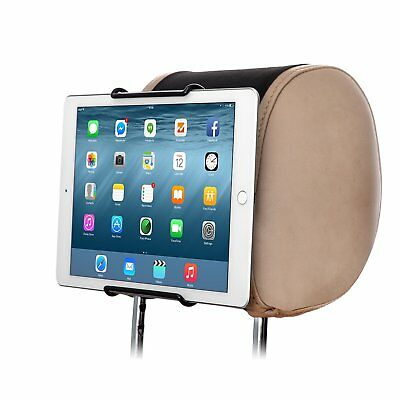 Hikig Universal Car Headrest Mount Holder for Apple iPad, iPad 2, iPad 3, iPad 4