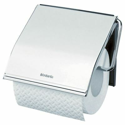 Classic Toilet Roll Holder Steel 383199, Corrosion resistant design [SBY24978]