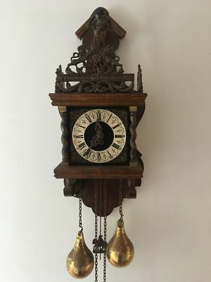 Warmink pendulum wall clock