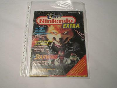 magazine: CLUB NINTENDO first year first numbre