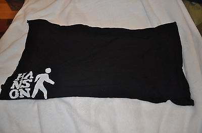 RARE NEW Hanson The Walk BLACK Scarf!