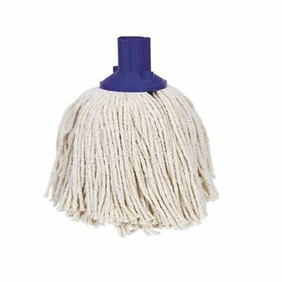 Exel Blue 250g Mop Head Pack of 10 102268BU [CNT04336]