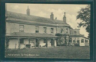 Front Of Convent, The Priory, Bicester, Oxfordshire, Printed, Circa 1920