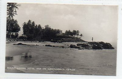 """""postcard Mount Lavinia Hotel And Its Surroundings,ceylon"""""