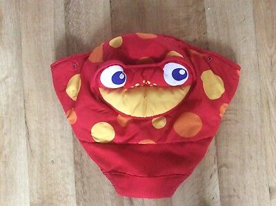 Fisher Price Rainforest Jumperoo Spare Replacement Parts Frog Seat Cover Pants