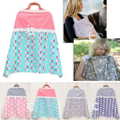 Udder Cover Breast Feeding Nursing Cover Cloth Grace Breastfeeding Hooter96*76cm