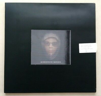 Pet Shop Boys Alternative triple LP vinyl rare 724383402311 parlophone good cond