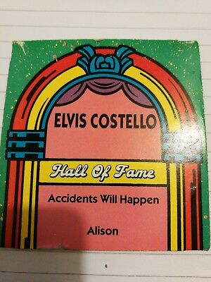 Elvis Costello Mini disc