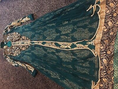 Asian wedding party dress in excellent condition