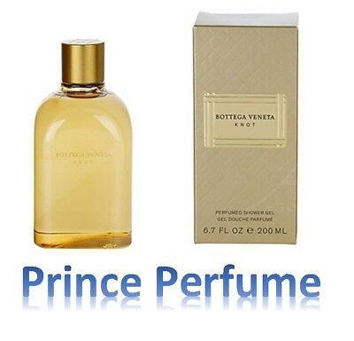 BOTTEGA VENETA KNOT PERFUMED SHOWER GEL - 200 ml