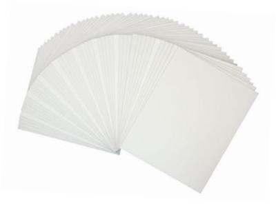 , pack of 50 8x10 backing board
