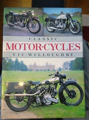 Classic motorcycles by Vic Willoughby