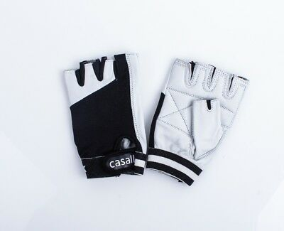 Casall Exercise Glove Pro Fitness Gloves Small White