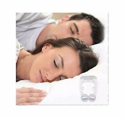 Snoring Stopper Snore Free Magnetic Nose Clip Device Ring-Advancement