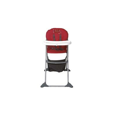 Trona Kidseat Red - Colores - Rojo