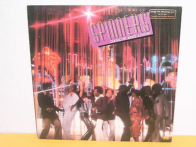 Lp - Spinners - Dancin And Lovin