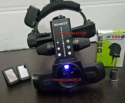 Wireless Indirect Ophthalmoscope With Accessories Brand Kfw K77