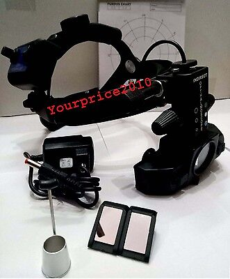 Rechargeable Indirect Ophthalmoscope & Accessories K88