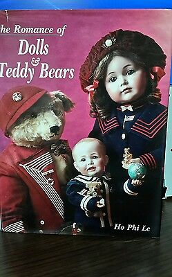 The Romance of Dolls and Teddy Bears Book by Ho Phi Le.