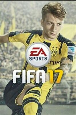 Paper clip and optional gift of 100k FIFA 17 coins PS4