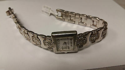 Sterling Silver Ladies Wristwatch Rotary 925