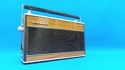 Incredibly Rare 1969 Sharp FW-26L in Great Condition & Working Order