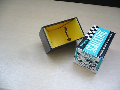 Scalextric Hurricane Motorcycle Reproduction BOX ONLY