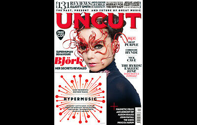 Bjork - Uncut Magazine + CD April 2017 (NOBARCODE)