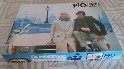 Vintage Retro Rainbow Toys Dempsey And Makepeace Jigsaw Puzzle 140