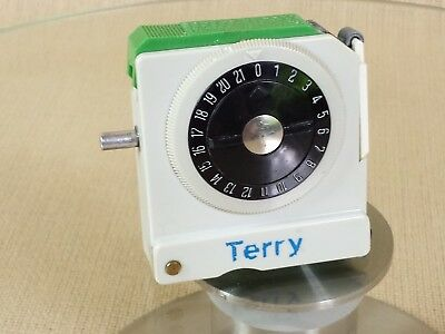 Vintage Stanley Tape Measure Made In France Ideal For Playing Lawn Bowls
