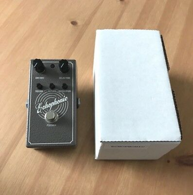 [NEW] RARE Lovepedal Echophonic Delay/Echo Guitar Effects Pedall