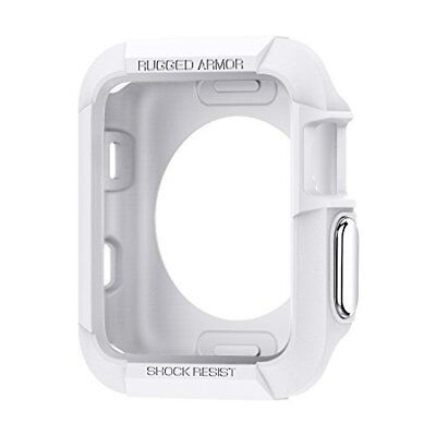 Apple Watch Case cover And Screen Protectors Series 2 1 3 Original 38mm White