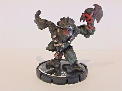 Trog, Mage Knight, Sinister, 090, Heroclix