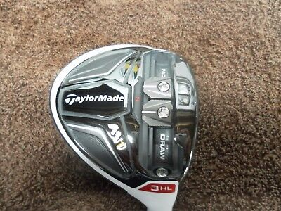 RH TaylorMade M1 3HL 17* Fairway Wood HEAD ONLY - FREE SHIP Great Gamer!