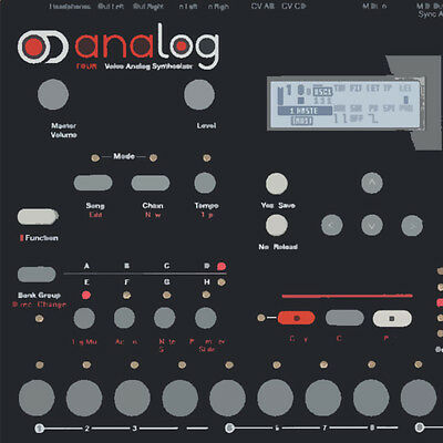 Elektron Analog Four - Sample Pack